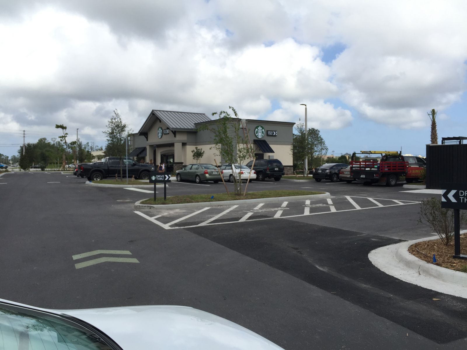 Starbucks at Shoppes of Palm Coast