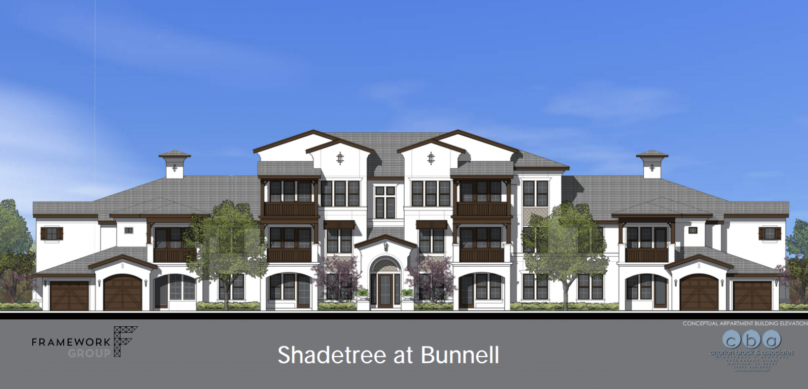 Shade Tree Apartments at Bunnell