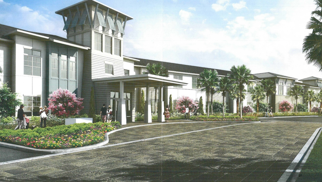 The Azure of Palm Coast - rendering