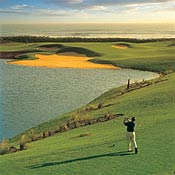 GoToby.com: 17th hole of Ocean Hammock Golf Course